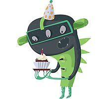 Happy birthday to me! Photographic Print