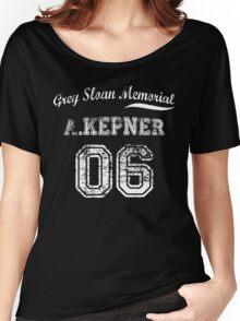 April Kepner Women's Relaxed Fit T-Shirt