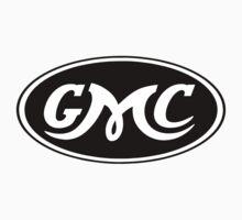 Vintage GMC Logo - B&W2 by OldDawg