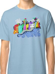 This City is Industrious.  Classic T-Shirt