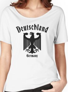 Deutschland Germany Women's Relaxed Fit T-Shirt