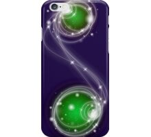 Modern abstract background iPhone Case/Skin