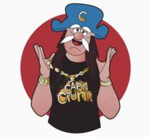 Cap'N CruNk Baby Tee
