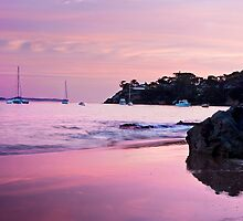 Gunyah Beach  by Clayton Hairs