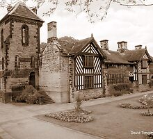 Shibden Hall Halifax by davidtimothy