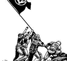 Stormtrooper Iwo Jima by knewwhen