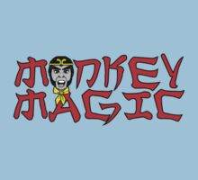 Monkey Magic Kids Tee