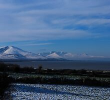 Tralee Bay by Eoin O Cleirigh