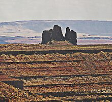 Rock Formations by Monica Wolfson