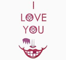 "ONE PIECE - Corazon ""I Love You"" by ArtPower"