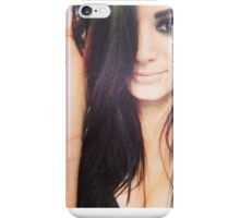 Paige WWE Diva - Wrestling iPhone Case/Skin