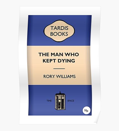 The Man Who Kept Dying Poster
