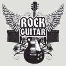 Rock Guitar by grym