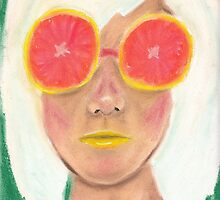 Grapefruit superstar by Marie-Pascale Lafreniere