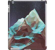 Night Mountains No. 5 iPad Case/Skin