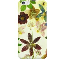 Floral May iPhone Case/Skin