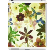 Floral May iPad Case/Skin