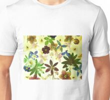 Floral May Unisex T-Shirt