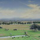 Mitchells Island Farm by louisegreen