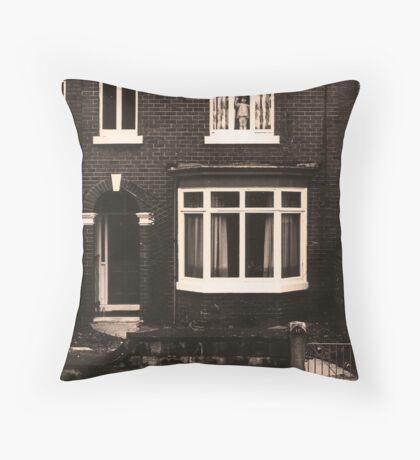 rotherham  Throw Pillow