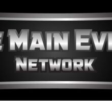 The Main Event Network Sticker