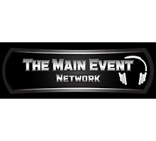 The Main Event Network Photographic Print