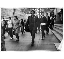 To Work Poster