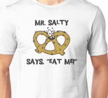 Funny Pretzel Unisex T-Shirt
