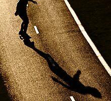 Skateboarding by Austin Dean