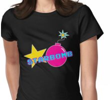 Starbomb (Literal) Womens Fitted T-Shirt