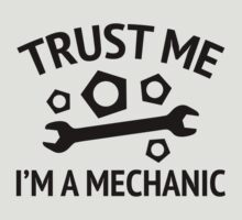 Trust Me I'm A Mechanic by AmazingVision