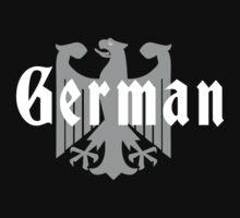 German Eagle T-Shirt by HolidayT-Shirts