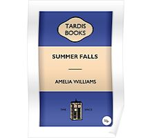 Summer Falls Poster