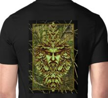 Greenman - by Nelson Pawlak © 2015 Unisex T-Shirt