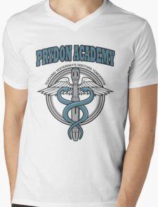 Prydon Academy Mens V-Neck T-Shirt