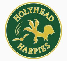 Holyhead Harpies Kids Tee