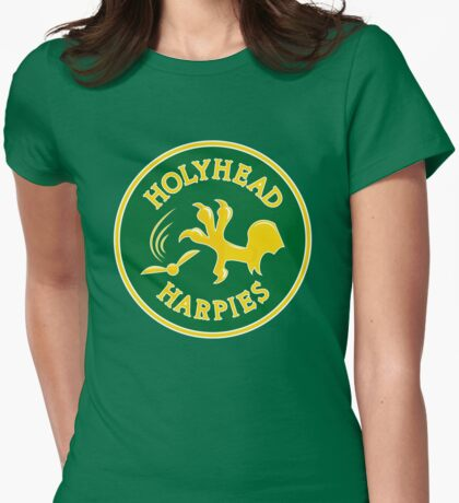 Holyhead Harpies Womens Fitted T-Shirt