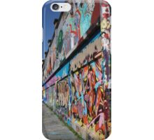 clourful Graffiti wall iPhone Case/Skin