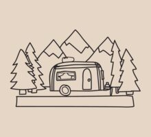 Airstream campers by TswizzleEG