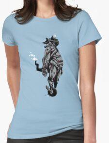 Professor Henry Winklebaum's Remarkable Golem Womens Fitted T-Shirt