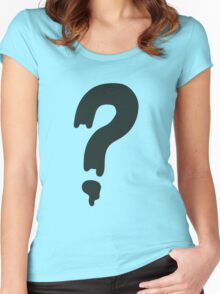 Mystery Shack 'Staff' Shirt Women's Fitted Scoop T-Shirt