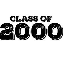 Class of 2000 Photographic Print