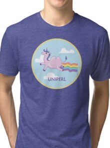 UniPerl for Perl developers Tri-blend T-Shirt
