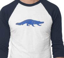 BLUE Gator Men's Baseball ¾ T-Shirt