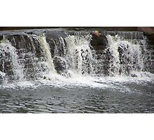 Waterfall magic Photographic Print