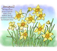 Jonquil Photographic Print