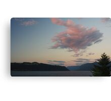 Early Summer, Columbia Gorge Canvas Print