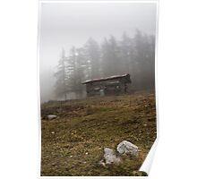 ~ la cascina in montagna ~ Poster