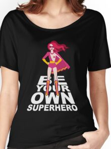Cee Cee Superhero Women's Relaxed Fit T-Shirt