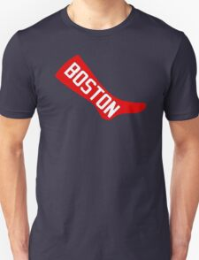 Boston Red Sox - Original 1908 Logo Unisex T-Shirt